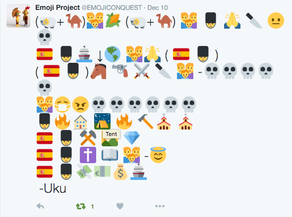 😀 – Emoji as Evidence of Student Learning in MYP Individuals & Societies